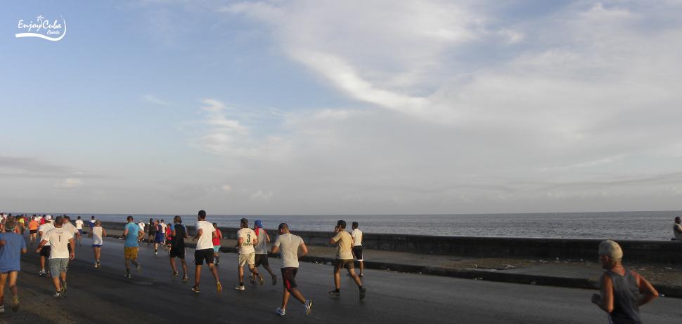 Havana Marathon, Cuba
